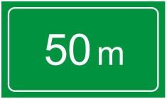 车距确认用以帮助驾驶员确认与前车的距离。