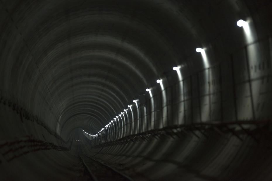 探秘长春地铁神秘的地下工程 - 东亚影像 - 东亚影像