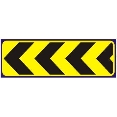 向左行驶向左行驶标志是公路交通标志的一种,从上面图样上向左的箭头很容易理解其含义,它也是施工线诱导标志,施工路段警示,提醒车辆驾驶员向左行驶,减少交通事故的发生。