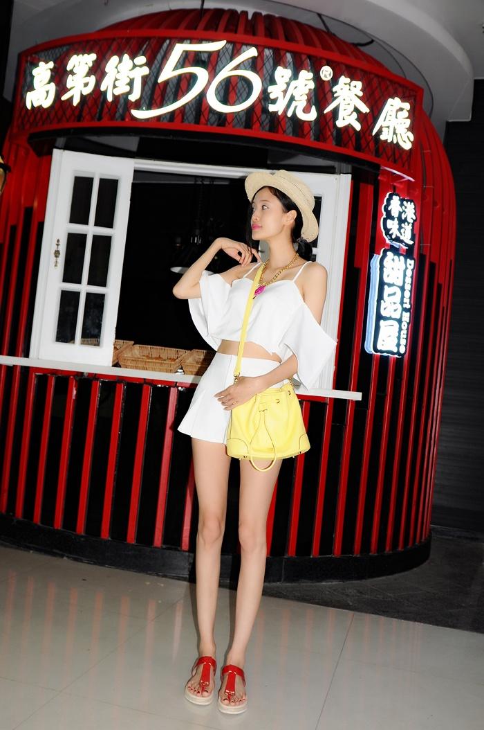 【Rubyの搭配】夏天的白色套装 - ruby - Ruby.