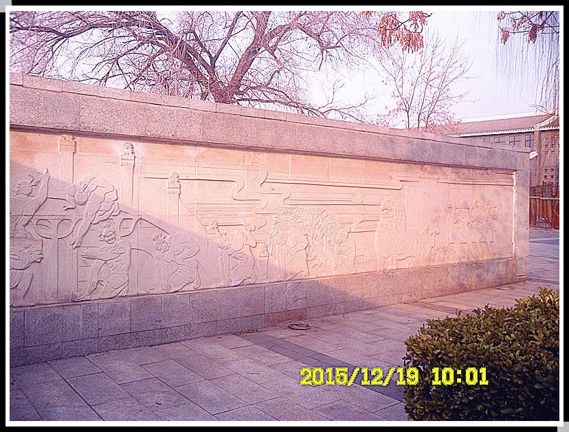 游览北京八里桥音乐主题公园 - wangguoqiang6870 - 报晓金鸡