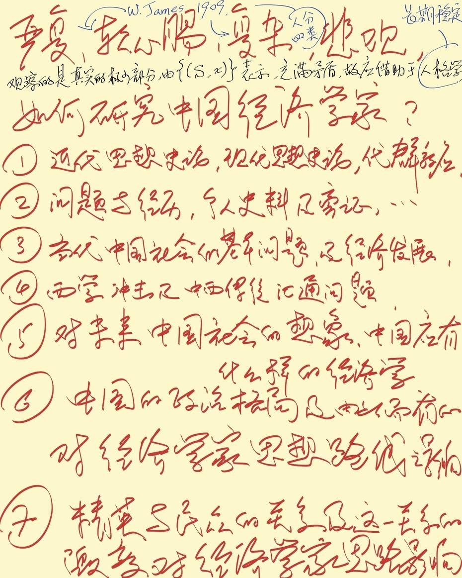 经济学思想史第四讲 - 汪丁丁 - 汪丁丁的博客