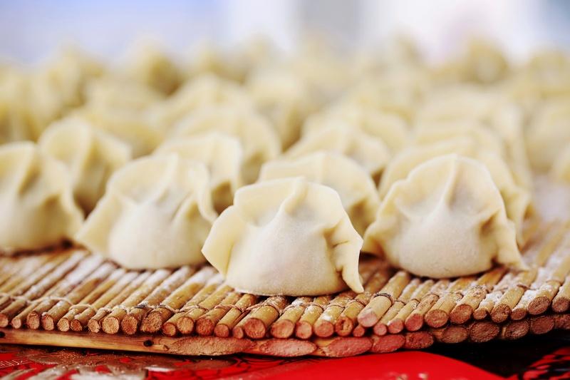 饺子馅多汁有窍门,饺子咬一口满嘴流汁的秘密-狼之舞 - 荷塘秀色 - 茶之韵
