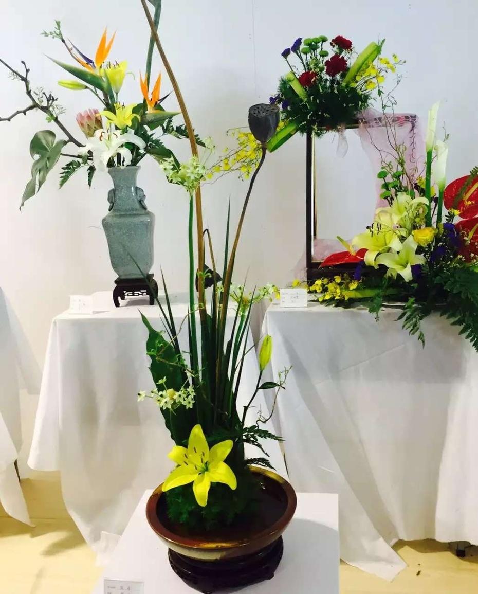 苏州园博会:精美插花艺术 - 余昌国 - 我的博客