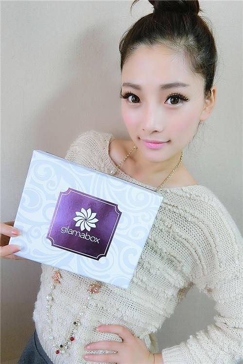 千金妞 最爱的盒子—Glamabox魅力宝盒 - 千金妞 - 千金妞的小窝