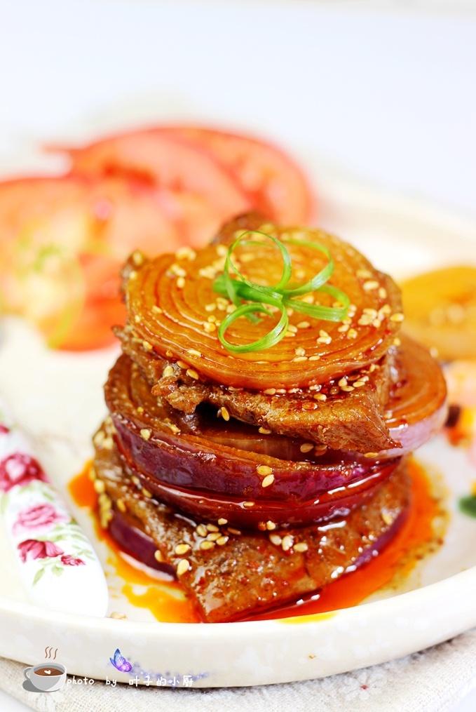黑椒洋葱烤牛肉 - 纸皮核桃 微信 c24628 - 185纸皮核桃的美食博客