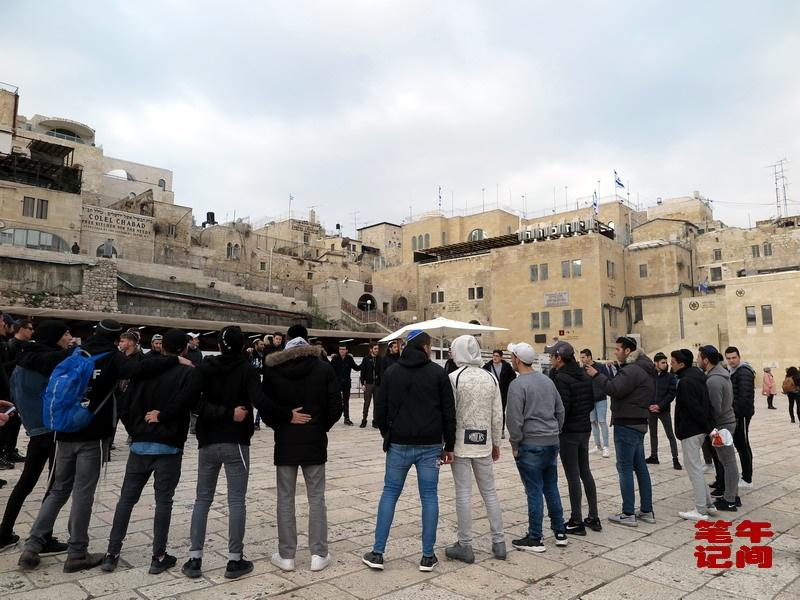哭泣的西墙--耶路撒冷(1)_图1-15