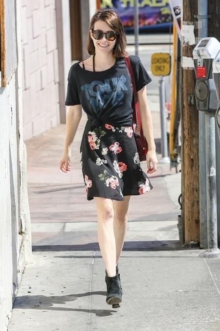 学女星练就这样好身材 穿什么都时髦 - 嘉人marieclaire - 嘉人中文网 官方博客