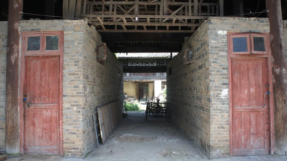 探寻桂林六塘古街里的老会馆 - 余昌国 - 我的博客