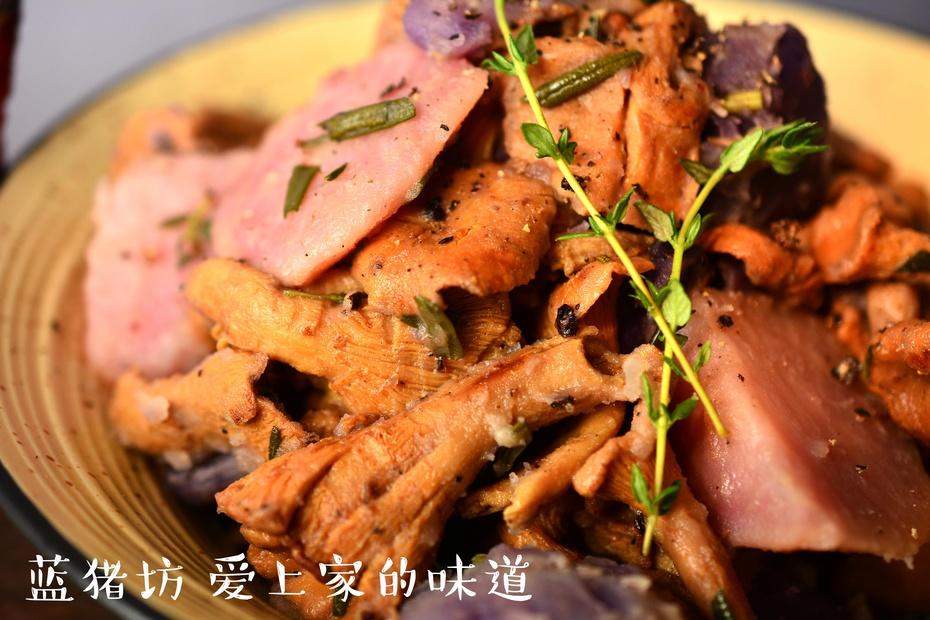 外国人过年才能吃到的食物我们却可以经常吃? - 蓝冰滢 - 蓝猪坊 创意美食工作室