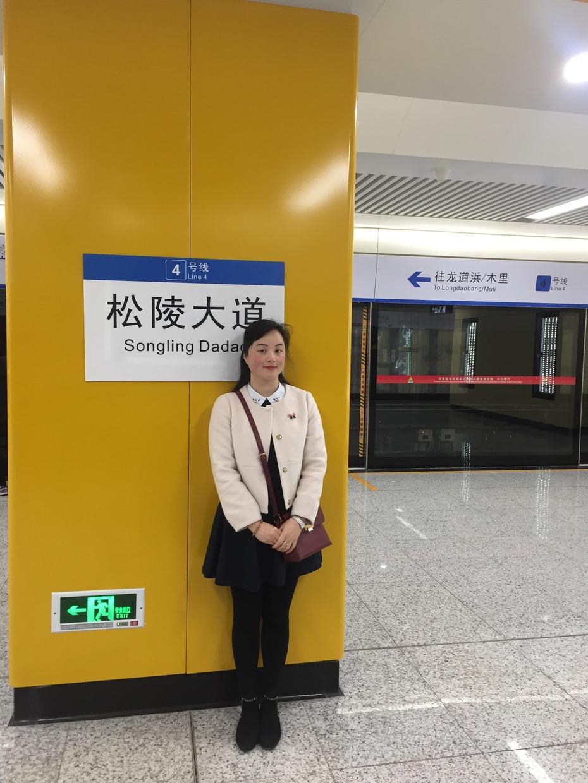 试乘地铁4号线 - 蔷薇花开 - 蔷薇花开的博客