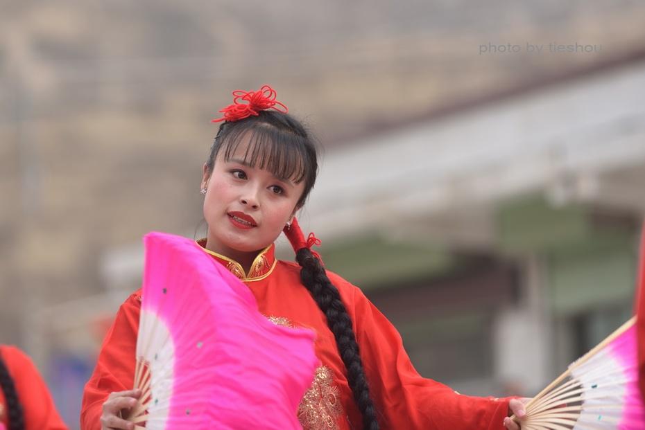陕北风情(20)—— 印斗大秧歌_图1-76