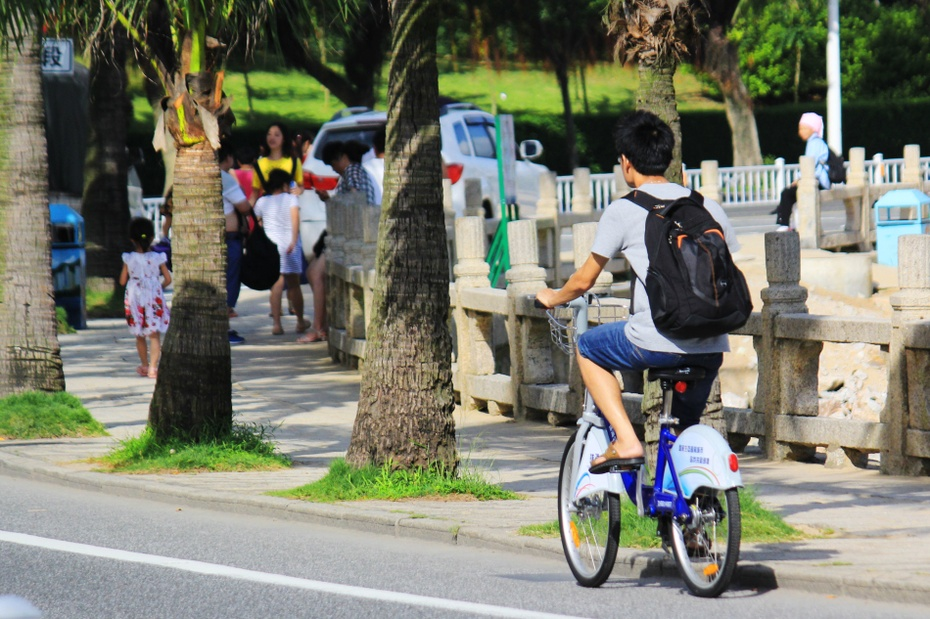 珠海:南国海滨的轻松与温柔 - 海军航空兵 - 海军航空兵