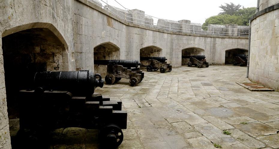 波特兰城堡印证英国走向辉煌的开始 - 海军航空兵 - 海军航空兵