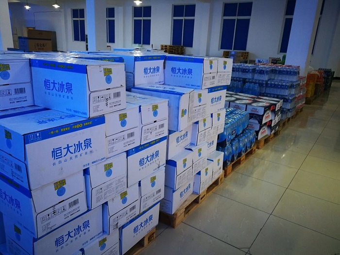 蚕食生活服务平台苏州大仓正式建成全城商品一日即达