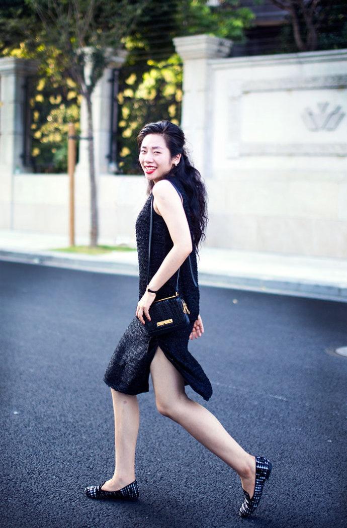 【雌和尚搭配】黑色的意义 - toni雌和尚 - toni 雌和尚的时尚经