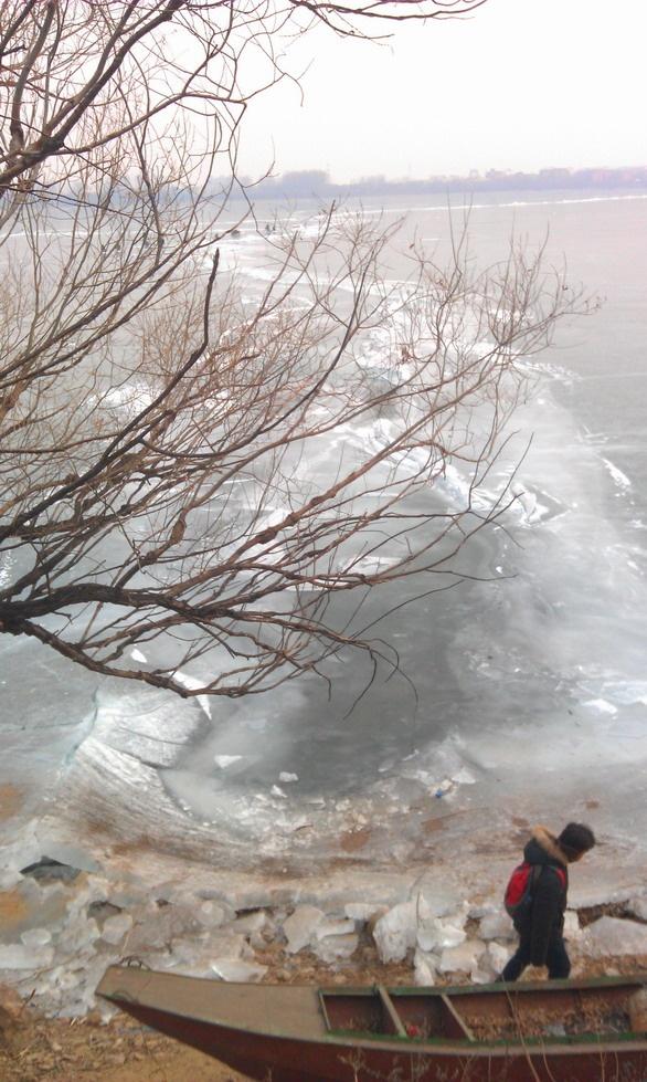 2016-1-9 乐水行之16季-4 冰封不住的生命的精彩 - stew tiger - 乐水行的风斗