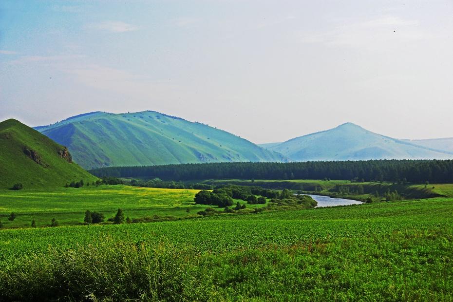 天池、草原、三潭峡,森林公园阿尔山-暑期东北行之四 - 侠义客 - 伊大成 的博客