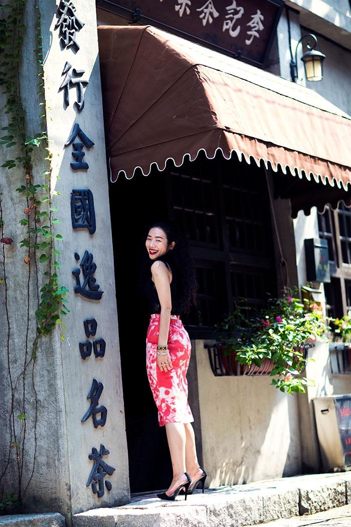 【雌和尚搭配】海口观澜湖电影公社度假之旅 - toni雌和尚 - toni 雌和尚的时尚经