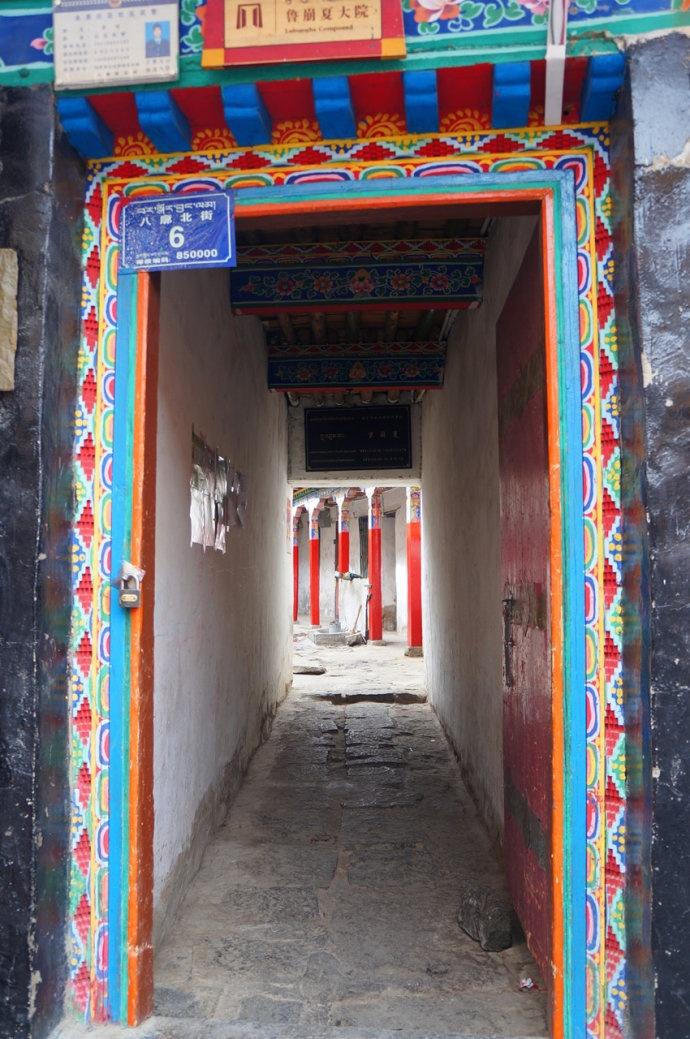 三月一日到拉萨 - yushunshun - 鱼顺顺的博客