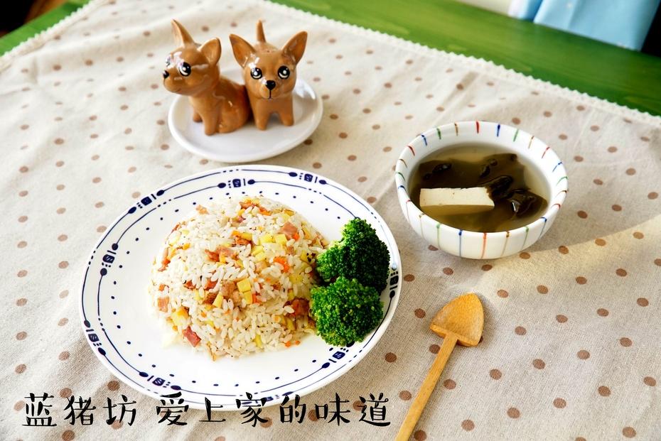 剩米饭加上这种肉,就能做出西餐的大餐味道? - 蓝冰滢 - 蓝猪坊 创意美食工作室