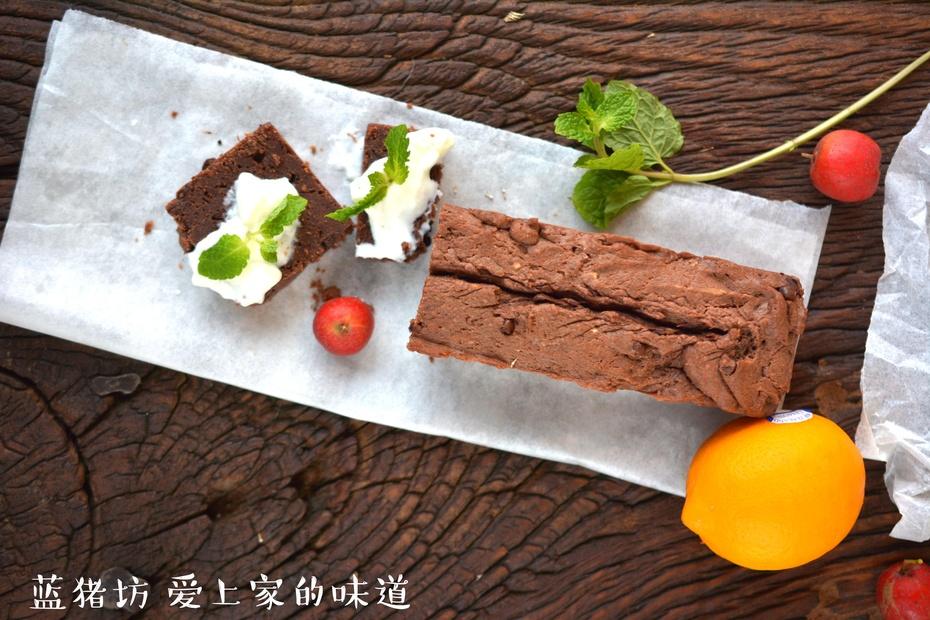 你知道星巴克同款巧克力蛋糕应该怎么做么? - 蓝冰滢 - 蓝猪坊 创意美食工作室