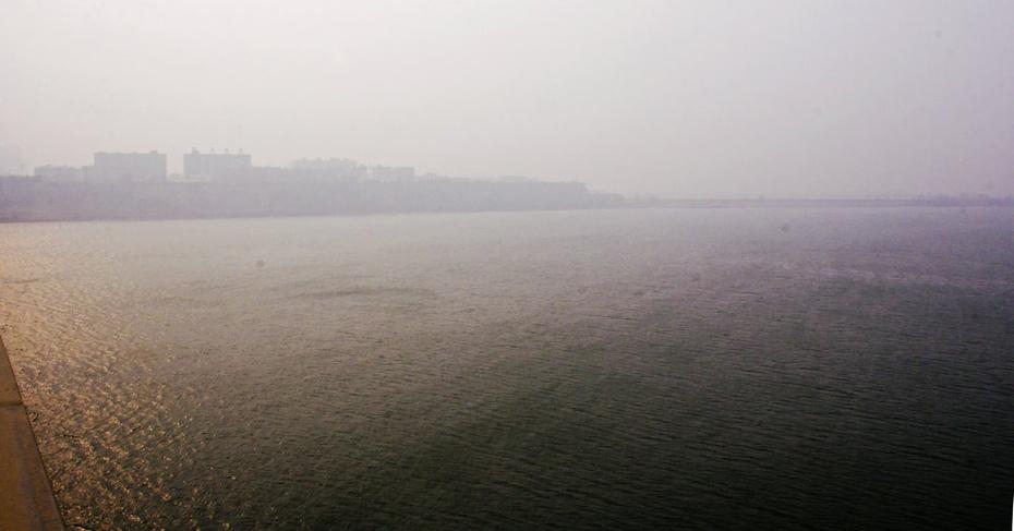 跨三省三次过黄河,三门峡隆冬拍天鹅 - 侠义客 - 伊大成 的博客