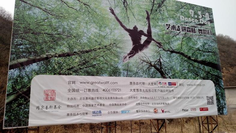 2017-4-7 影随风2017季-21 长城外,古道边,山花雪连天 - stew tiger - 风过的声音