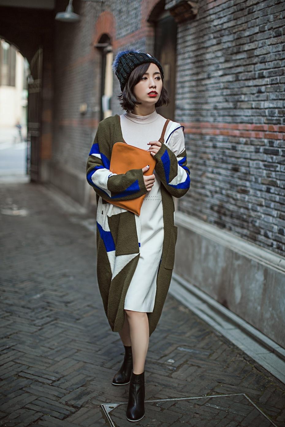 【妮儿の私服日记】教你怎么巧借撞色来减龄 - Nikki妮儿 - Nikkis Fashion Blog
