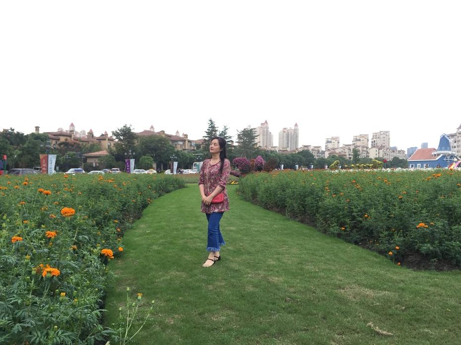 赏花记 - 蔷薇花开 - 蔷薇花开的博客
