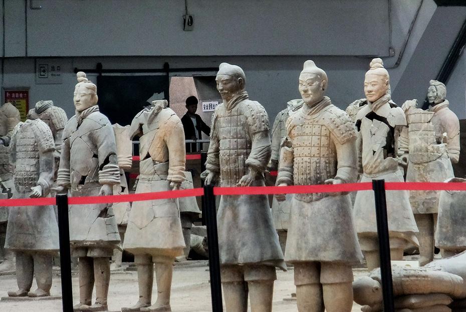 光临临潼兵马俑博物馆 - 长城雄风 ( 2 ) 博客 - 长城雄风『2』博客