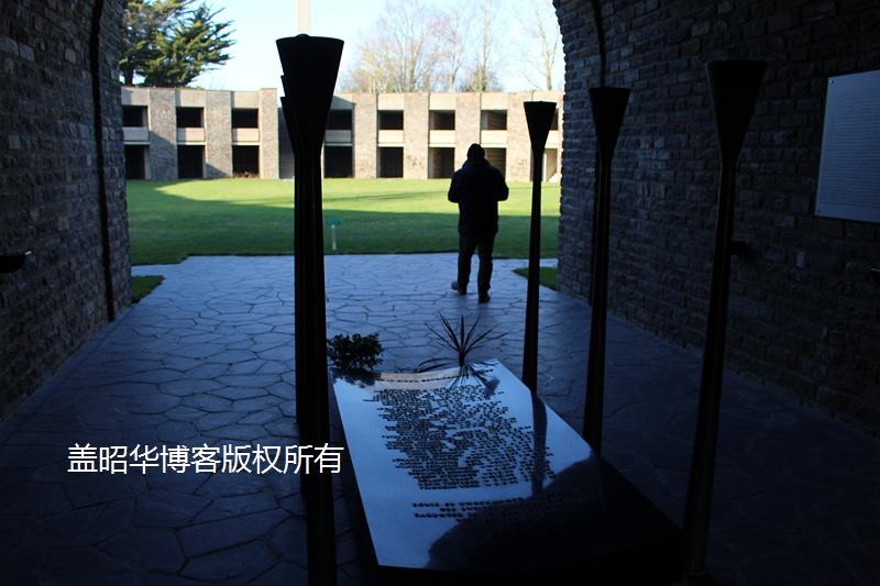 不要吃惊,法国境内的德军二战士兵墓 - 盖昭华 - 盖昭华的博客
