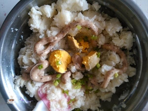 香焗土豆泥 - 叶子的小厨 - 叶子的小厨