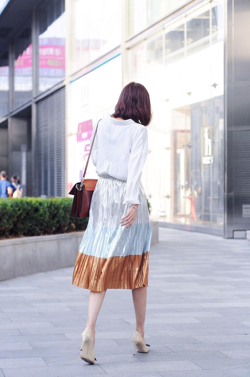 【Rubyの搭配】裙装混搭让秋冬更时髦,2套裙装LOOK - ruby - Ruby.