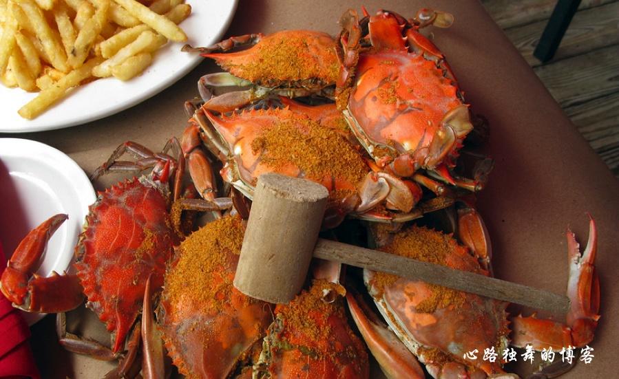美餐这样吃海鲜(组图) - 心路独舞 - 心路独舞