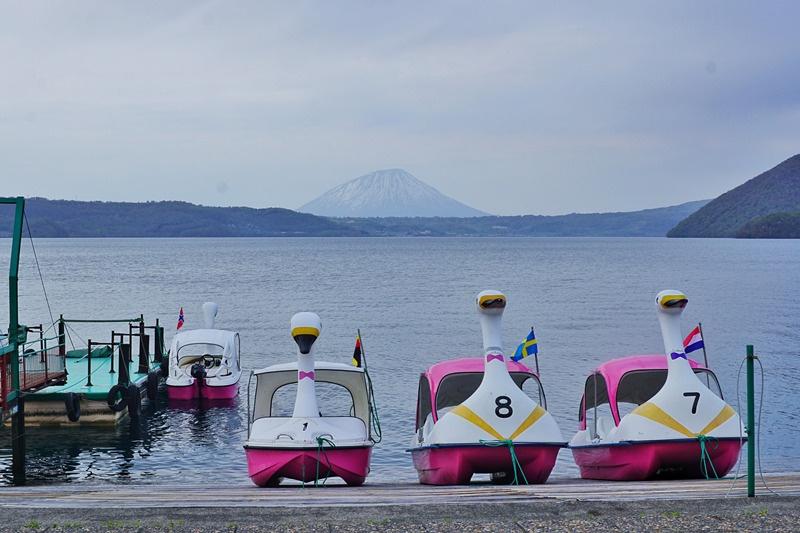 【周若雪Patty】北海道——在洞爷湖放空自己 - 周若雪Patty - 周若雪Patty