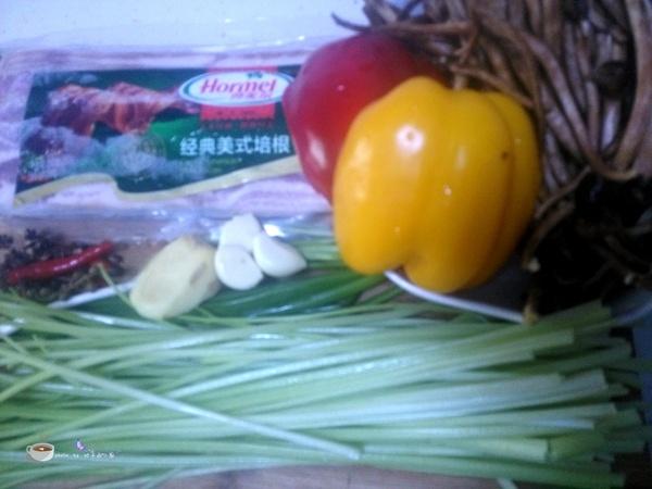 干锅茶树菇 - 叶子的小厨 - 叶子的小厨