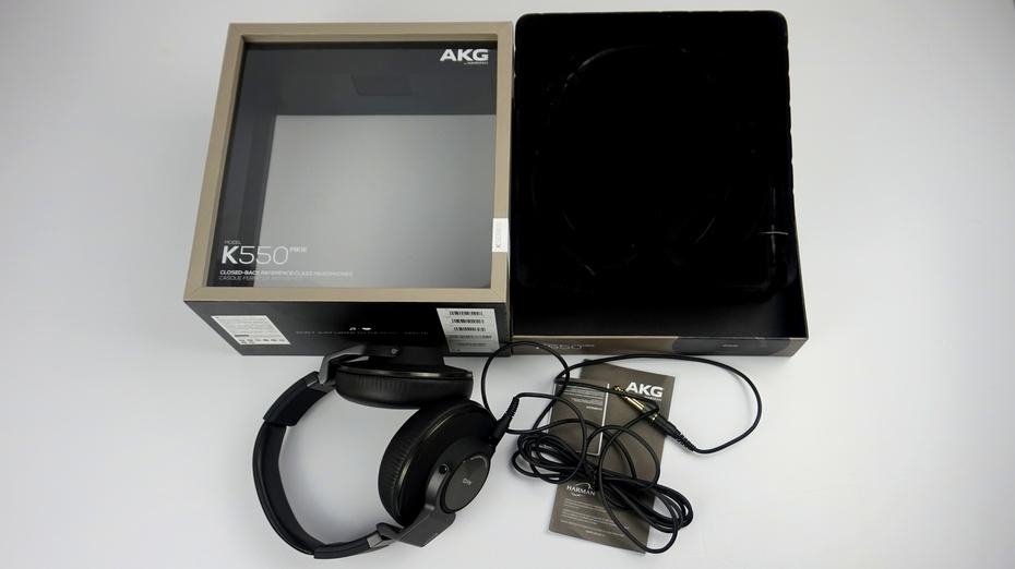 爱科技---AKG K550MKIII耳机点评