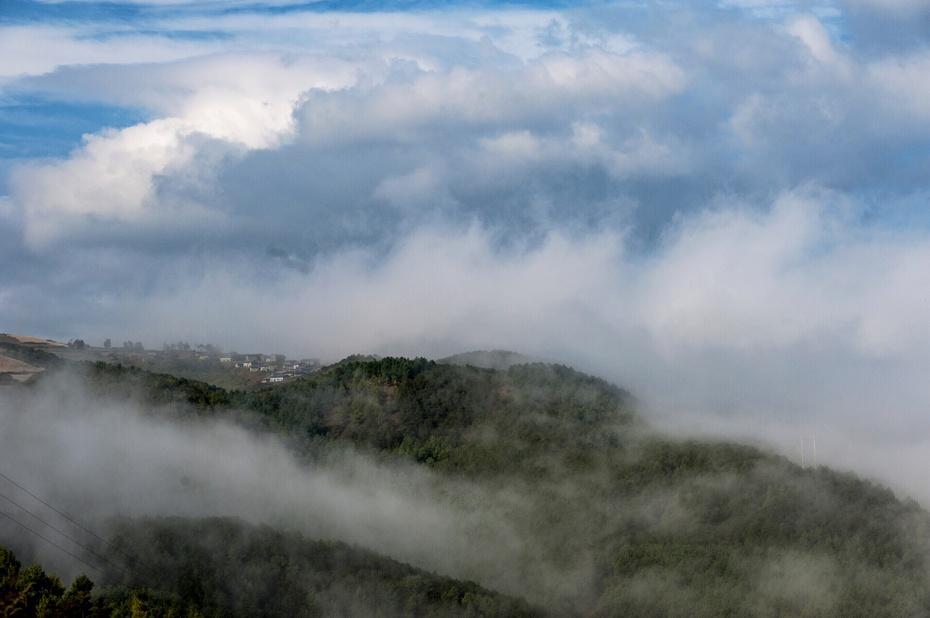 行走大凉山,看最美风景 - 海军航空兵 - 海军航空兵