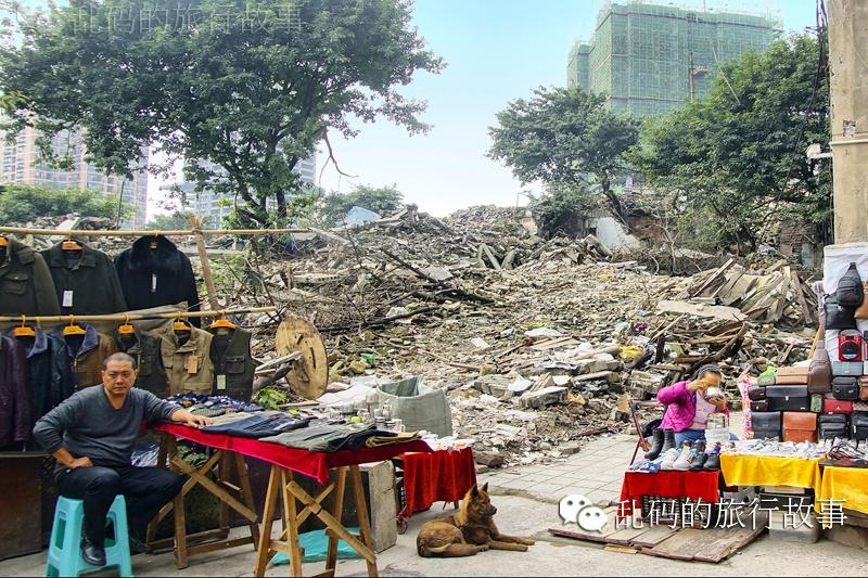 实拍重庆十八梯 山城贫民窟的最后影像 - 海军航空兵 - 海军航空兵