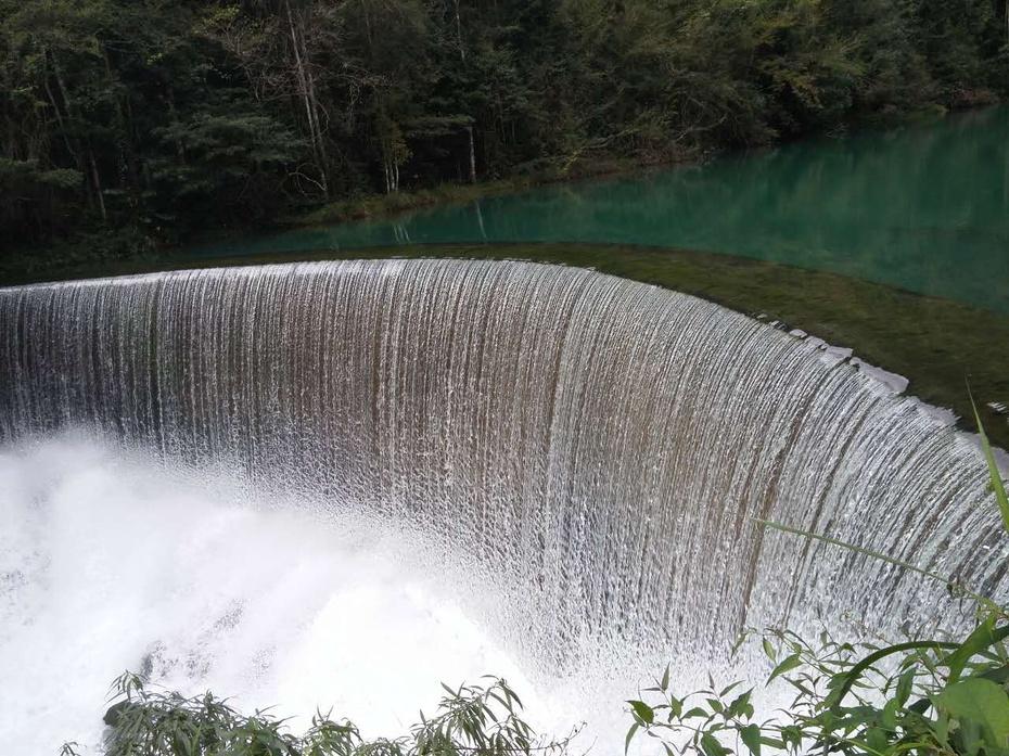 荔波小七孔 自然美景惹人醉 - 余昌国 - 我的博客