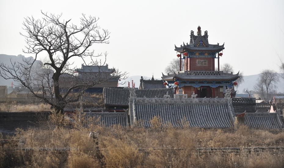 陕北风情(21)—— 探访高家堡_图1-25