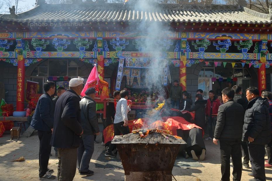 陕北风情(6)——祭祀在初八_图1-17
