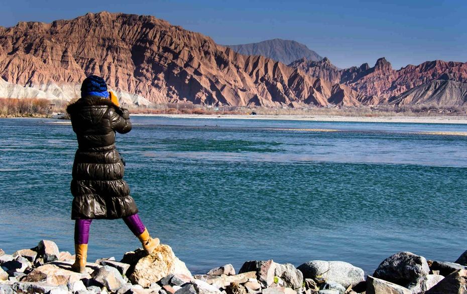 冬游千姿湖、松巴峡、坎布拉 - H哥 - H哥的博客