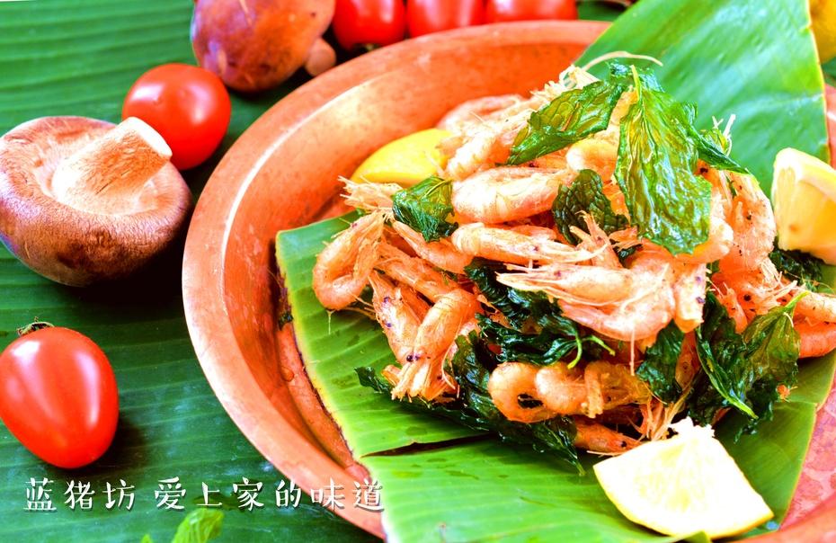 没有青岛大虾,但是你还有它!傣味酥炸小河虾 - 果味新疆 @ c24628 - 果味新疆的美食博客