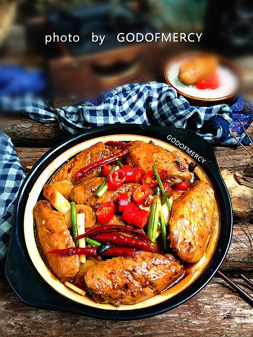 【国庆】玄妙境界的香辣干锅鸡翅 - 纸皮核桃 微信 c24628 - 185纸皮核桃的美食博客