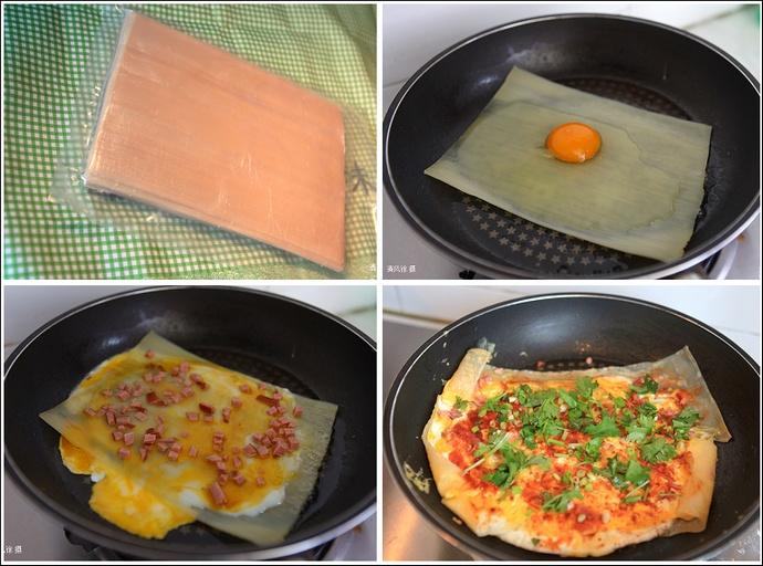 烤冷面以及烤冷面的发展史 - 纸皮核桃 微信 c24628 - 185纸皮核桃的美食博客