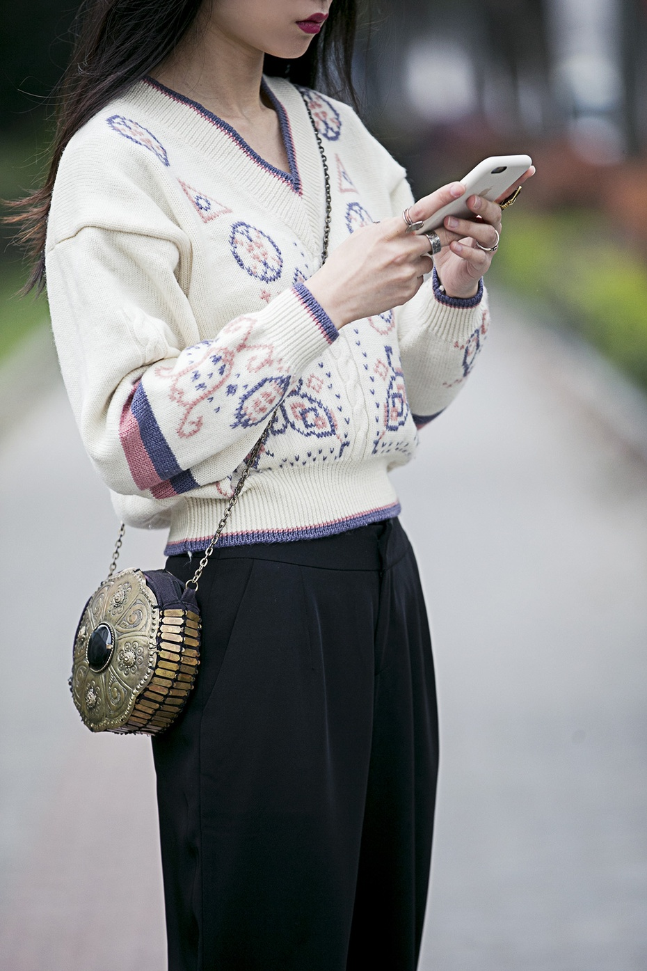 [Ava搭配日记]复古永不褪色,静静的怀旧时光 - AvaFoo - Avas Fashion Blog