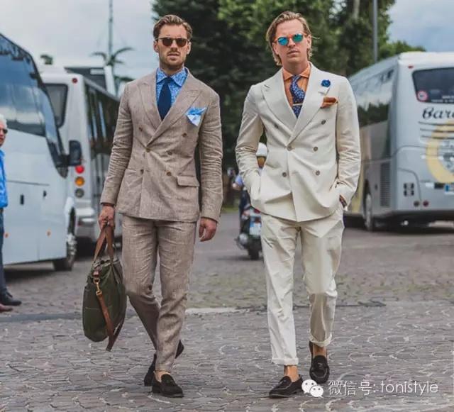 情人节那些CP男们该怎么穿 - toni雌和尚 - toni 雌和尚的时尚经