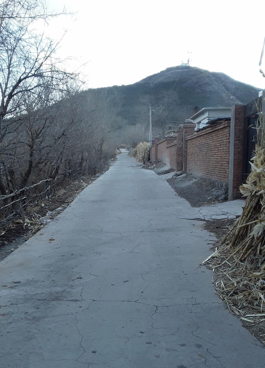 骑行(嘎岔桥至麒麟山) - 淡淡云 - 淡淡云